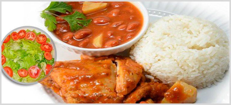 Lunch Especial menu Bonao con Clase