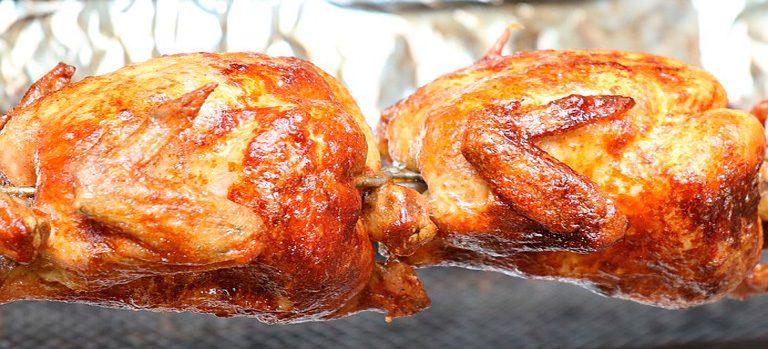 Pollo a la brasa menu Bonao con Clase