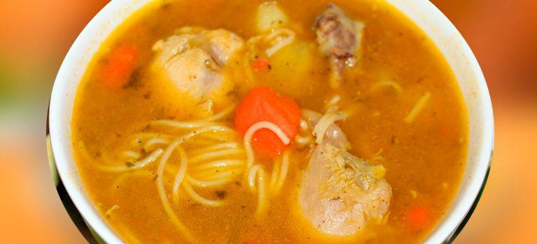 Sopa menu Bonao con Clase